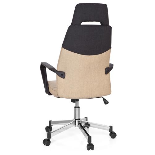 Skrivbordsstol, Williams Pro Tyg - Flera färger