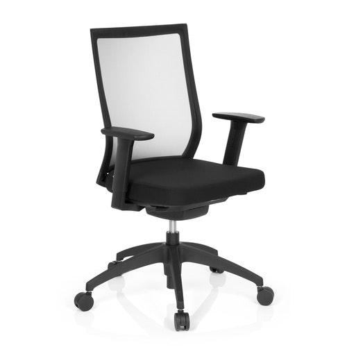 Skrivbordsstol, OnLine Bas - Svart