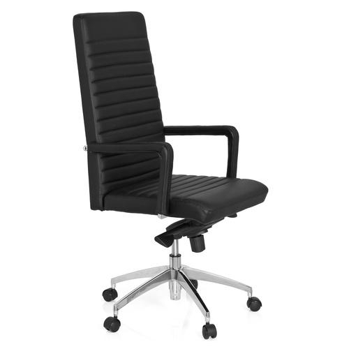 Skrivbordsstol/konferensstol, Eve läder - Flera färger
