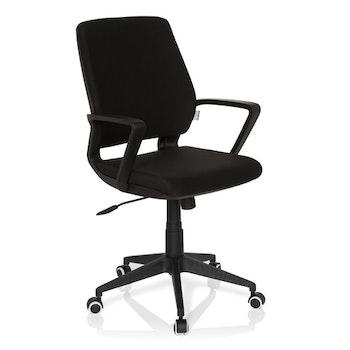 Skrivbordsstol, Lineer - Svart skal & flera färger