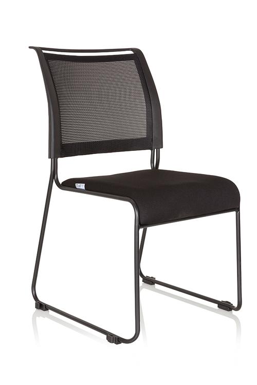 Stapelbar besöksstol, Core - Flera färger