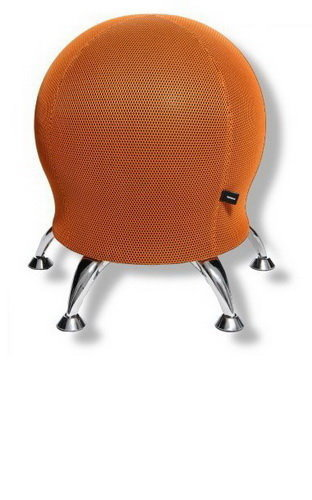 Ergonomisk wellnesspall, Sitness Ball - Flera färger