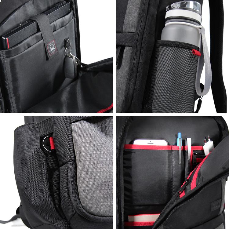 Laptopryggsäck UNITE IV - 17 liter