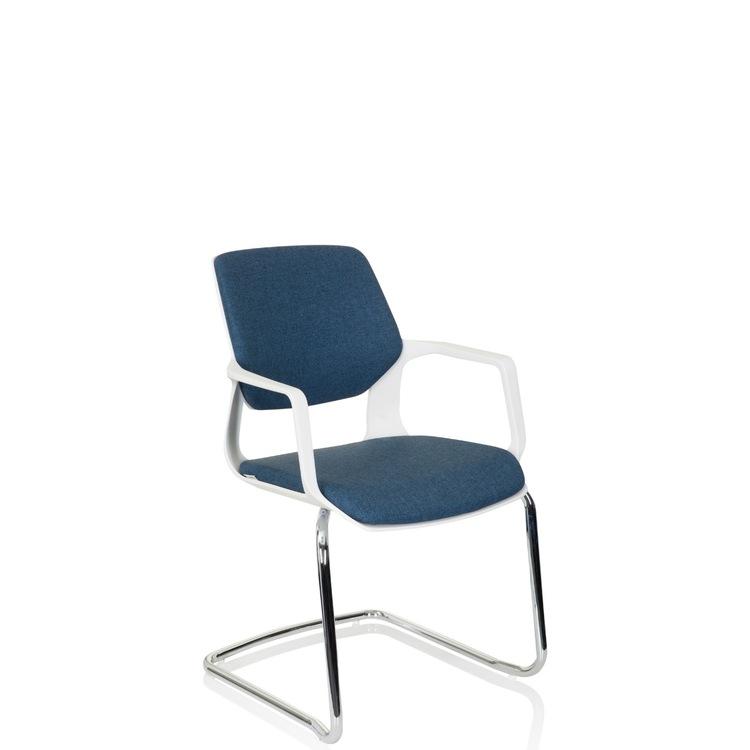 Konferensstol / besöksstol, Frame - Flera färger