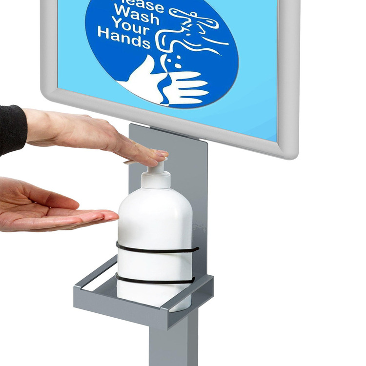 Desinfektions ställ / handspritsstativ, CleanUp
