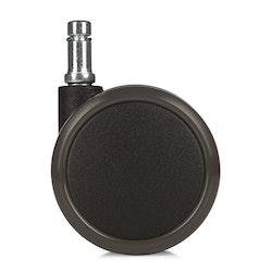 5-pack hjul för hårda golv ROLOS 10 mm / 65 mm