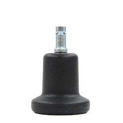 5-pack fötter till arbetsstol STAND 11 mm / 50 mm - Fasta fötter till stolar