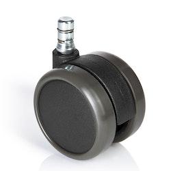 5-pack hjul för hårda golv ROLOS 11 mm / 65 mm