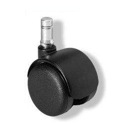 5-pack - stolshjul för hårda golv ROLOS FIX 11mm / 50 mm