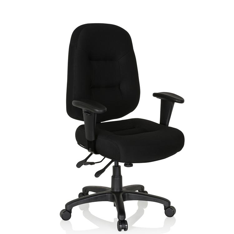 Skrivbordsstol, Zenit XXL 150 kg - Flera färger