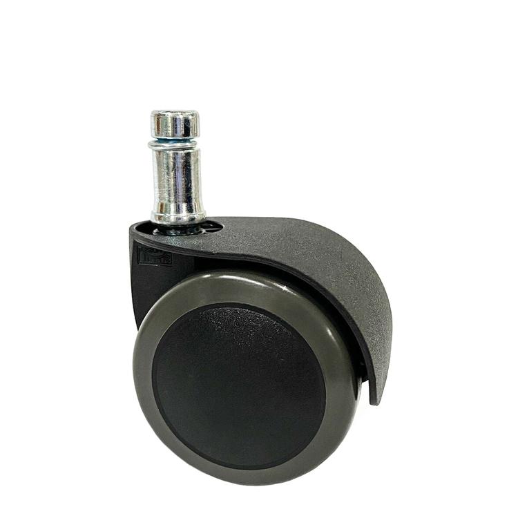 5-pack stolshjul ROLOS EASY 10 mm / 50 mm för hårda golv