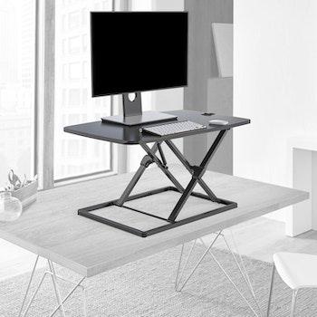 Litet höj sänkbart bord, STAND SU - 4,5 - 40,7 cm