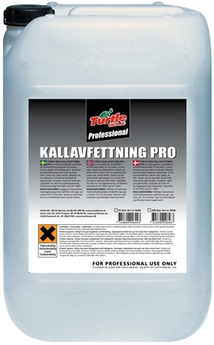 Turtlewax Kallavfettning