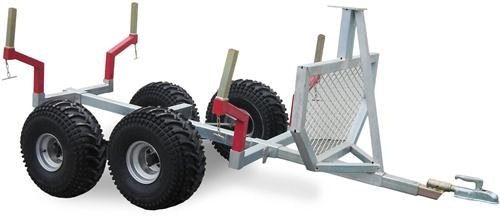Atv vagn 1500 kg