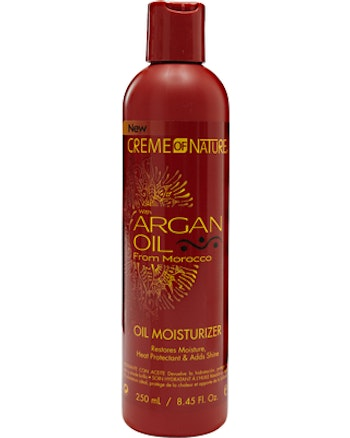 Creme of nature argan oil leave- in moisturizer 250ml