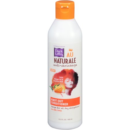 Dark and lovely au naturale knot-out conditioner.400ml