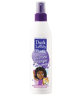 Dark and lovely beautiful beginings ouchless detangler spray 250ml