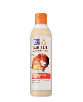 Dark & lovely au naturale hydrating soak shampoo. 400ML