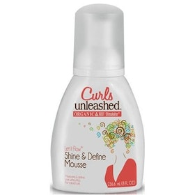 Ors curls unleashed shine & define mousse 236ml