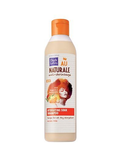 Dark and lovely au naturale hydrating soak shampoo 400ml