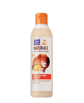Dark and lovely au naturale hydrating soak shampoo 400ml