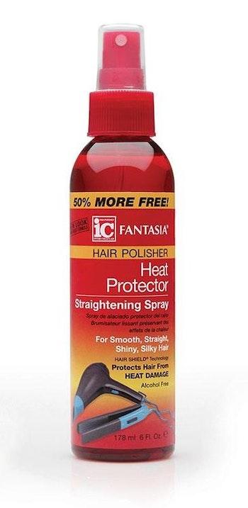 Fantasia heat protector straightening spray 178ml