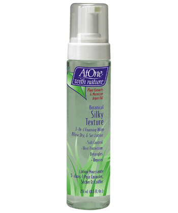 Atone botanical silky texture 3in1 foaming wrap lotion 251ML