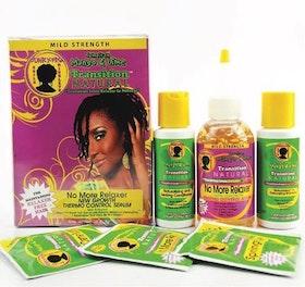 Jamaican mango& lime  transition kits (max strength)