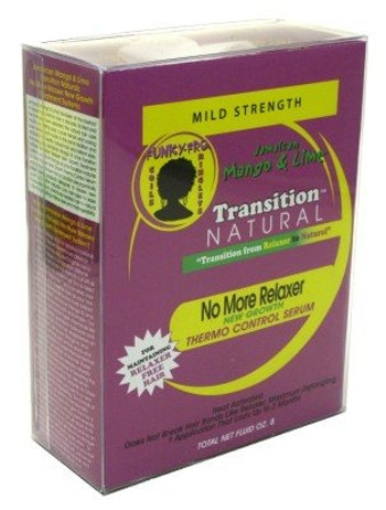 Jamaican mango& lime  transition kits (max strength)
