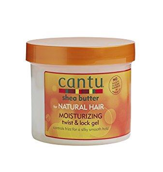 Cantu shea butter for natural hair moist. Twist& lock 370g