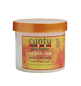 Cantu shea butter for natural hair moist. Twist& lock 370g