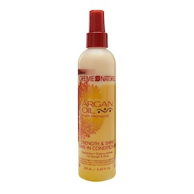Creme  of nature argan oil leave- in conditioner 250ml