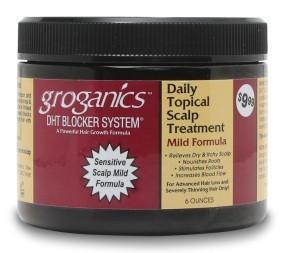 Groganics daily topical scalp treatment 170g