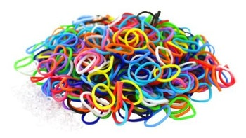 Elastic hair band assorted(300pcs)