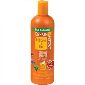 Creme of nature red clover& aloe soothing shampoo 450ml