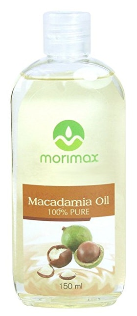 Morimax 100% pure virgin macadamia oil 150ml