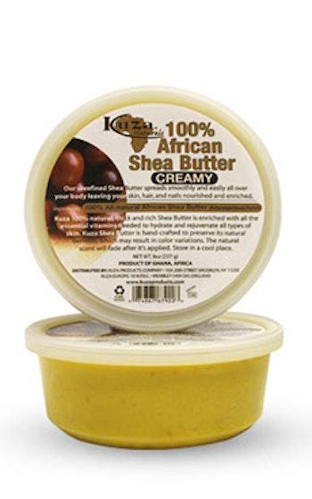 100% African shea butter 227g (Yellow-Creamy)