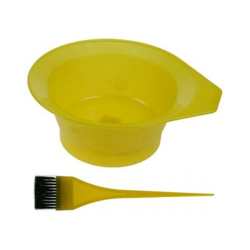 Tint bowl with brush