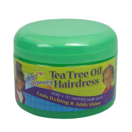 Soft and free and pretty t/tree hairdress 250g