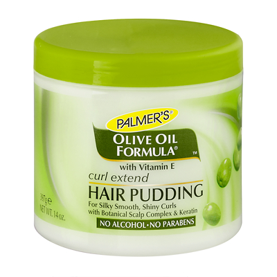Palmer's olive oil curl extend pudding 396g