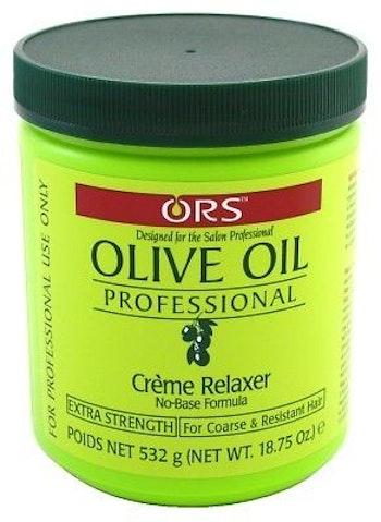 Organics olive oil relaxer jar(normal) 532g