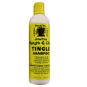Jamaican mango and lime tingle shampoo 295ml