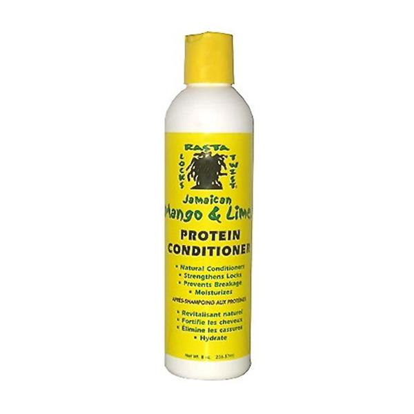 Jamaican mango and lime protein conditioner236..ml