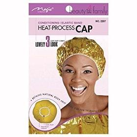 Heat process cap (gold).