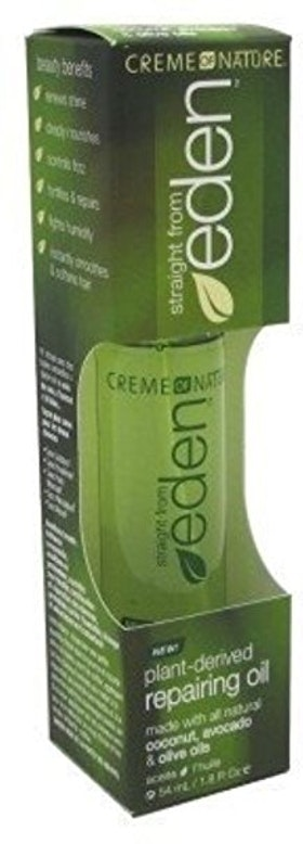 Creme of nature  eden oil treatment 54ml