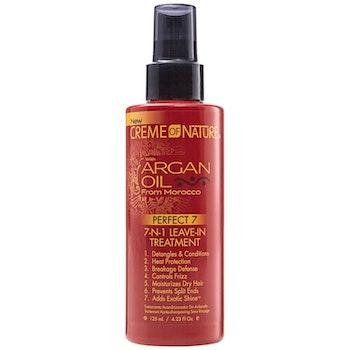 Creme of nature argan perfect 7 oil 125ml