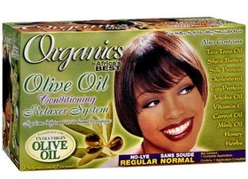 Africa's best org relaxer kit (regular)