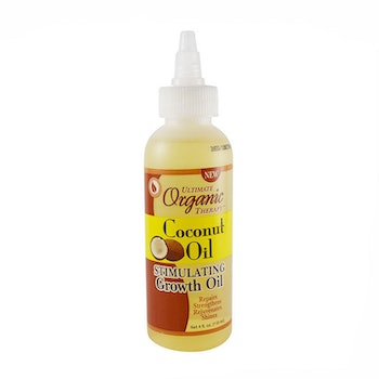 Africa's best ultimate organics therapy coconut oil 118ml