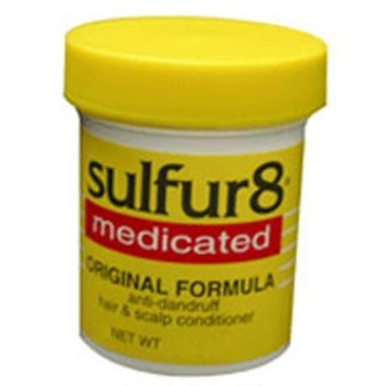 Sulfur8 original anti- dandruff hair & scalp conditioner 200g