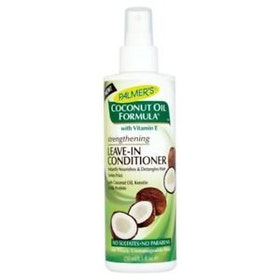 Palmer's coconut oil strengthening leave-in conditioner